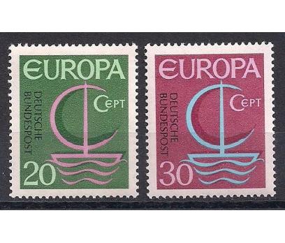 1966 Almanya Europa Cept Damgasız**
