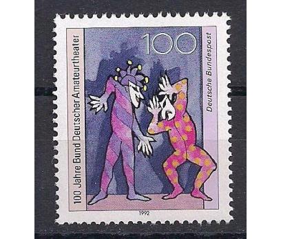 1992 Almanya Amatör Tiyatro Damgasız**