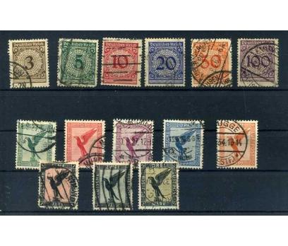 REICH  1923-26 DAMGALI KLASİK 2 TAM SERİ SÜPER