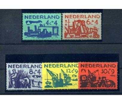 HOLLANDA ** 1959  GEMİLER TAM SERİ  SÜPER