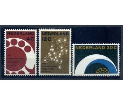 HOLLANDA ** 1962 İLETİŞİM TAM SERİ  SÜPER