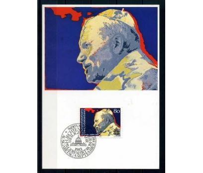 LİECHTENSTEİN 1983 PAPA TEMALI KM (290415)
