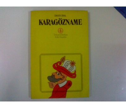 KARAGÖZNAME 1