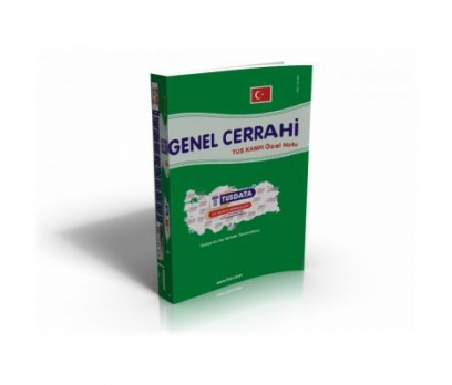 GENEL CERRAHİ TUS KAMPI ÖZEL NOTU