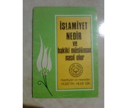 islamiyet nedir