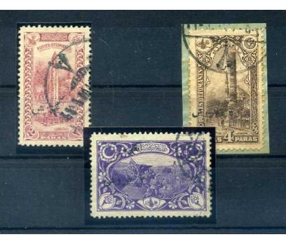 ANADOLU  DAMGALI 1920 ANK.3 GURUŞ S .947-48-50(M)
