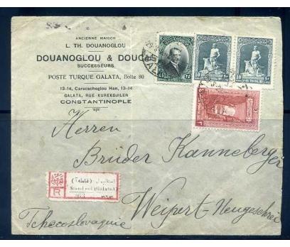 CUMH. PGZ 1926 III.LONDRA 25 KRŞ GALATA(290415)