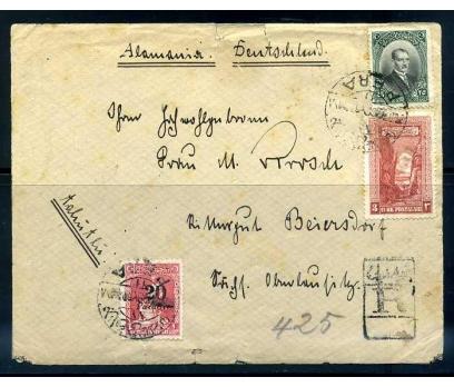 CUMH. PGZ - 1926 III.LONDRA 25 KRŞ PERA(290415)