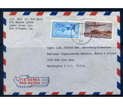 CUMHURİYET PGZ - 1953  İZMİR 37 DAMG.UÇAK(290415)
