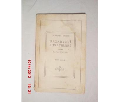 PAZARTESİ HİKAYELERİ - ALPHONSE DAUDET 1962