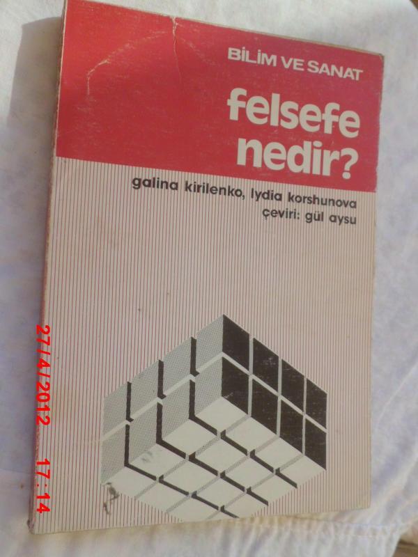 FELSEFE NEDİR - G.KRİLENKO / LYDIA KORSHUNOVA 1