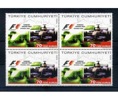 CUMHURİYET ** DBL  2005 FORMULA 1 GP TÜRKİYE SÜPER