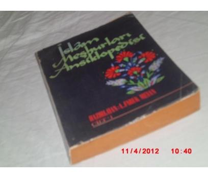 İSLAM MEŞHURLARI ANSİKLOPEDİSİ CİLT 1 / 1970