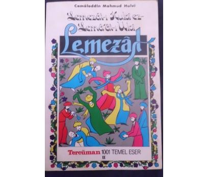 LEMEZAT 2 - AĞIZTADI -CEMALEDDİN MAHMUT HULVİ