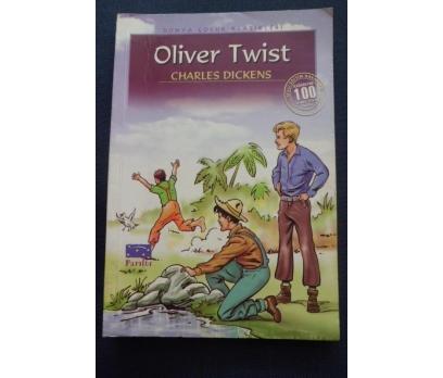 OLIVER TWIST - CHARLES DICKENS (100 TEMEL ESER)
