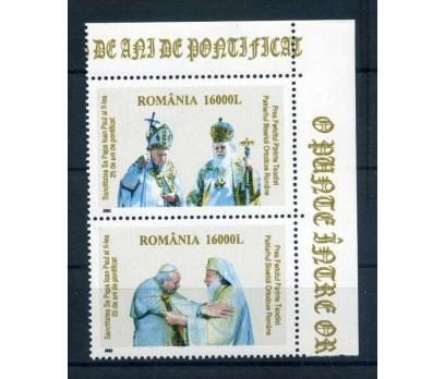 ROMANYA ** 2003 PAPA'NIN ZİYARETİ  TAM SERİ