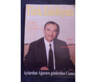 TÜRK EDEBİYATI DERGİSİ - EKİM 1992 SAYI 228