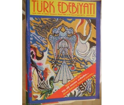 TÜRK EDEBİYATI DERGİSİ - MAYIS 1986 SAYI 151