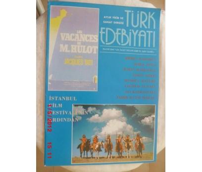 TÜRK EDEBİYATI DERGİSİ - MAYIS 1991 SAYI 211