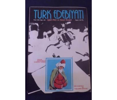 TÜRK EDEBİYATI DERGİSİ - OCAK 1985 SAYI 135