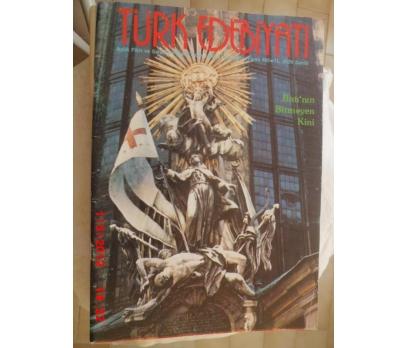 TÜRK EDEBİYATI DERGİSİ - OCAK 1986 SAYI 147