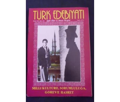 TÜRK EDEBİYATI DERGİSİ - ŞUBAT 1985 SAYI 136
