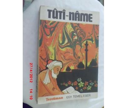 TUTİ- NAME / PAPAĞANIN HİKAYELERİ