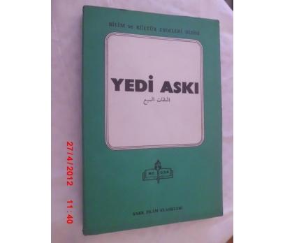 YEDİ ASKI / İMRİÜL KAYS - ŞARK İSLAM KLASİKLERİ