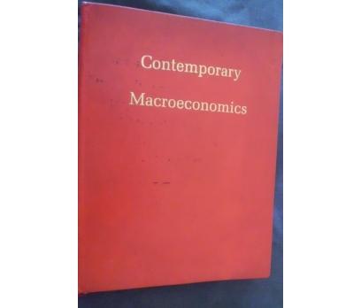 CONTEMPORARY MACROECONOMICS 1986 (SIX EDITION)