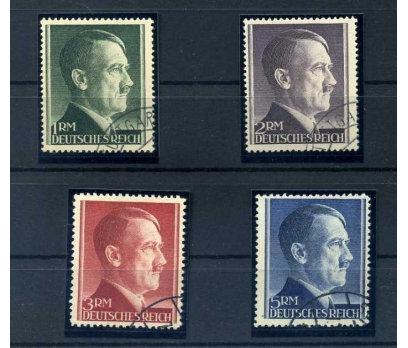 REİCH 1922 DAMGALI HİTLER  TAM SERİ  SÜPER