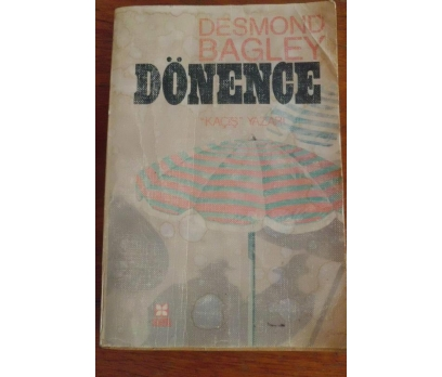 DÖNENCE - DESMOND BAGLEY