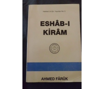 ESHABI KİRAM - AHMET FARUK