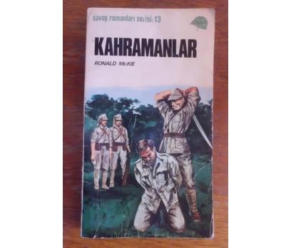 KAHRAMANLAR-RONALD McKIE