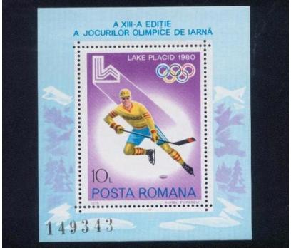 ROMANYA DAMGASIZ 1980 LAKE PLACID BLOKU