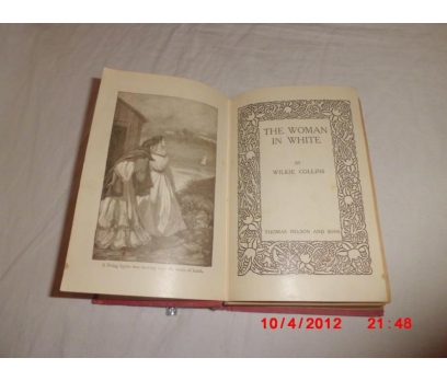 THE WOMEN IN WHITE - BY WILKIE COLLINS