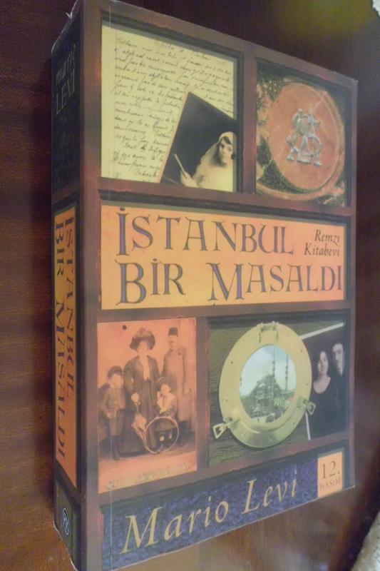 İSTANBUL BİR MASALDI - MARİO LEVİ 1