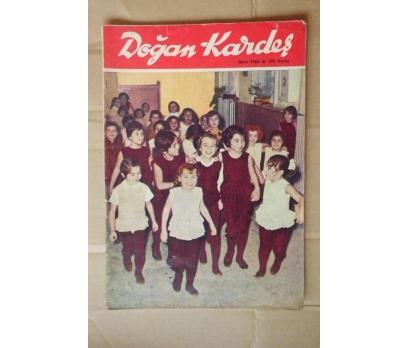 DOĞAN KARDEŞ ÇOCUK DERGİSİ 1963 MART