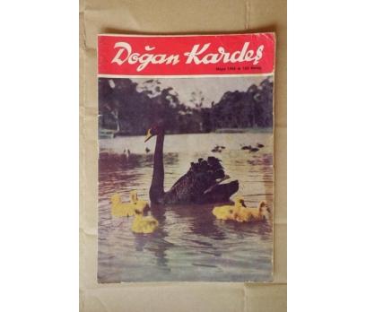 DOĞAN KARDEŞ ÇOCUK DERGİSİ 1963 MAYIS