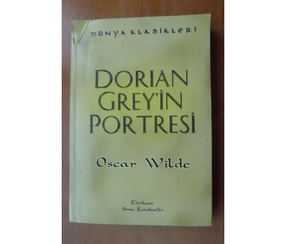 DORIAN GREY'İN PORTRESİ - OSCAR WILDE