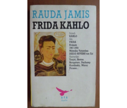 FRİDA KAHLO - RAUDA JAMES
