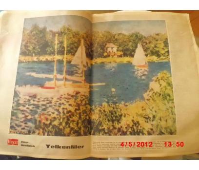 HAYAT DERGİSİ 1974 SAYI 21 ZERRİN ARBAŞ 2