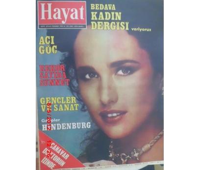 HAYAT DERGİSİ 1985 SAYI 27 ANDY MC DOVEL