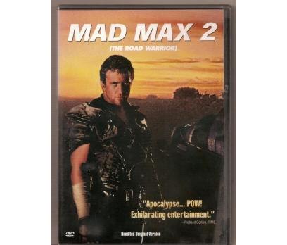 MAD MAX 2 The Road Warrior MEL GIBSON DVD