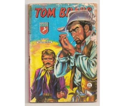 TOM BRAKS - NO 83 - TAY YAYINLARI - 125 KURUŞ
