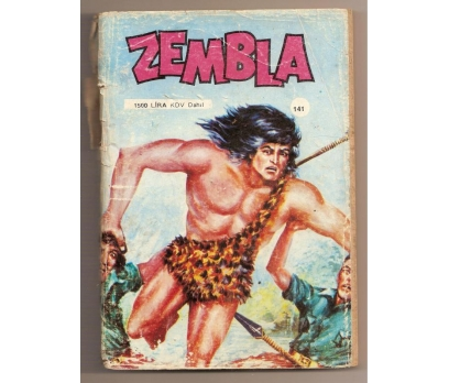 ZEMBLA - CİLD 141 -  1.500 LİRA
