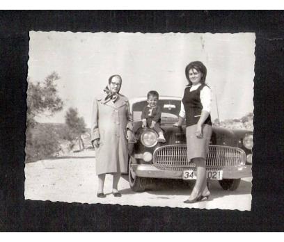D&K- 34 PLAKALI OPEL ARABA (OTOMOBİL) FOTOĞRAF