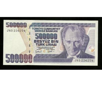 D&K-7.EMİSYON 500.000 LİRA SERİ J83 226278 ÇİL
