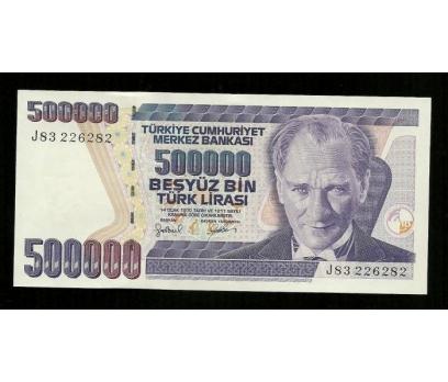 D&K-7.EMİSYON 500.000 LİRA SERİ J83 226282 ÇİL