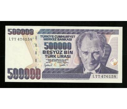 D&K-7.EMİSYON 500.000 LİRA SERİ L77 476158 ÇİL