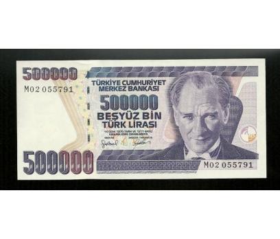 D&K-7.EMİSYON 500.000 LİRA SERİ M02 055791 ÇİL